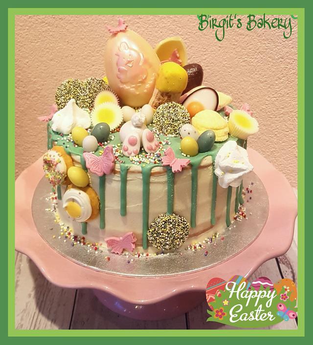 Little easter Drip cake