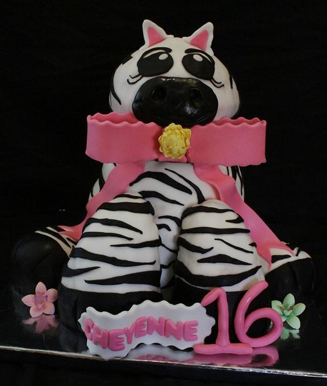 3D Zebra