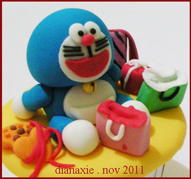 Doraemon on Vacation