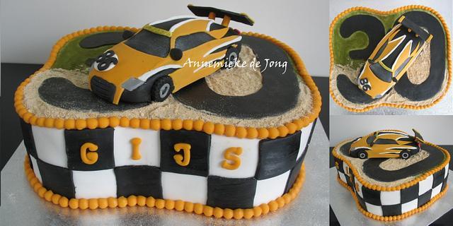 Drift Cake