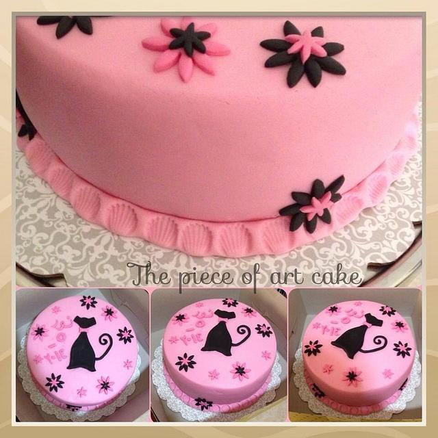 Catty cake