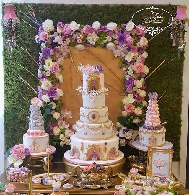 SWEET TABLE BAROQUE