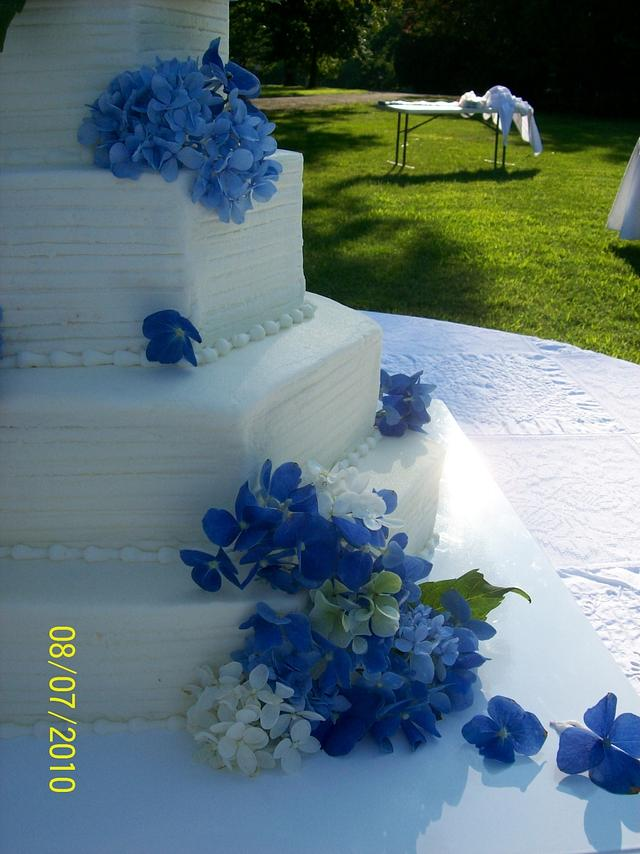 Wedding Cake for Qrtly Awards