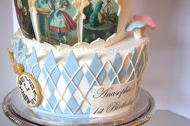 Alice In Classic Wonderland