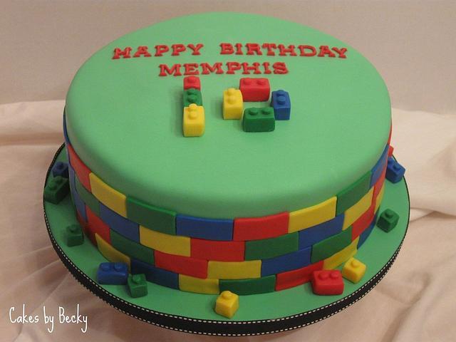 Simple Lego Birthday
