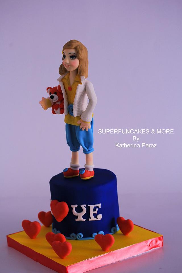 Sweet valentine collaboration 2017 - I love ye