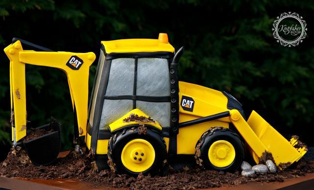 Caterpillar Construction Vehicle