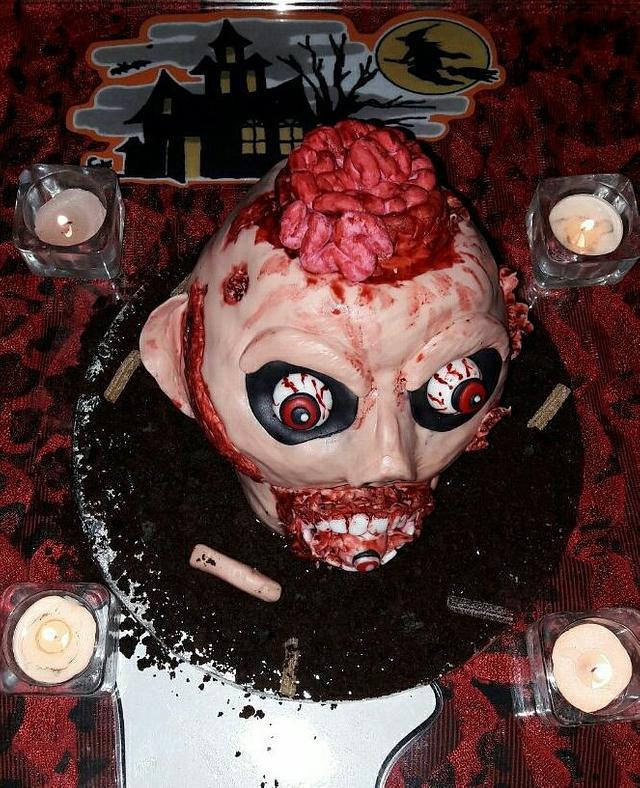FDSC Zombie Cake