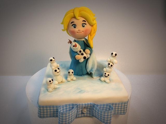 Baby Elsa for kids