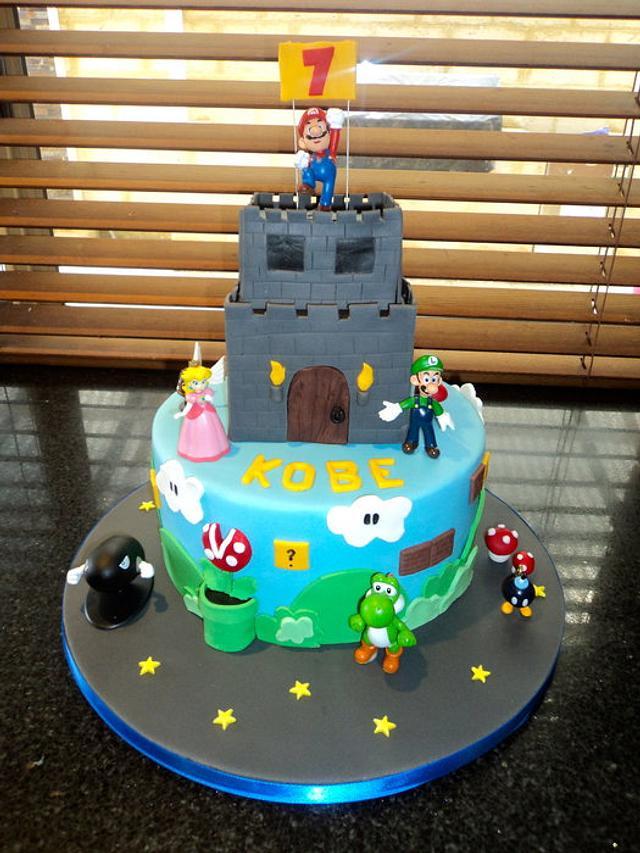 Mario & Luigi Castle