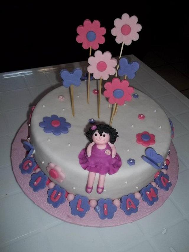 Giuliana's First Birthday