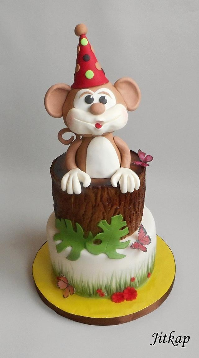 Narozeninová opička