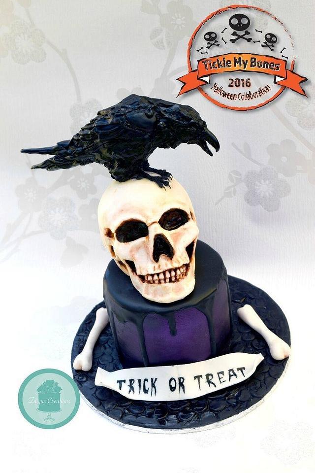 Tickle My Bones Collaboration - Tattoo