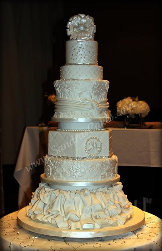 A Cake Fit for Royalty!