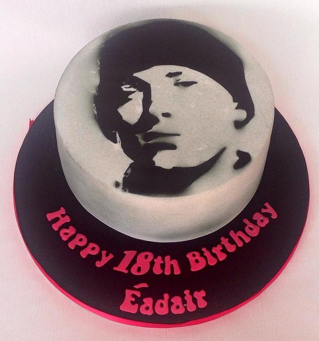 Cool Eminem Cake By Niamh Geraghty Perfectionist Cakesdecor Funny Birthday Cards Online Bapapcheapnameinfo