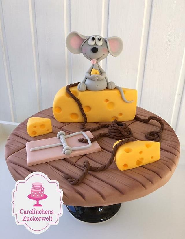 Mouse Caketopper