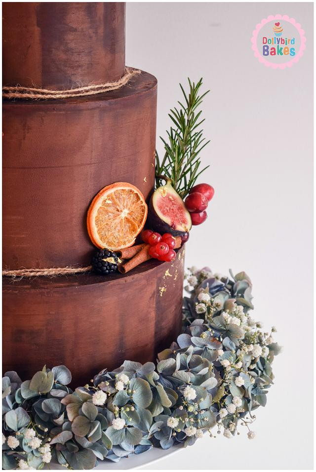 Autumnal Chocolate Heaven