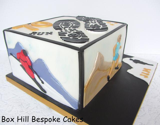 Multi Sports Cake.