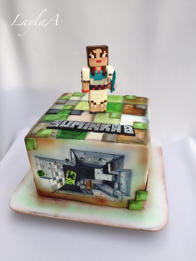 Minecraft for girl