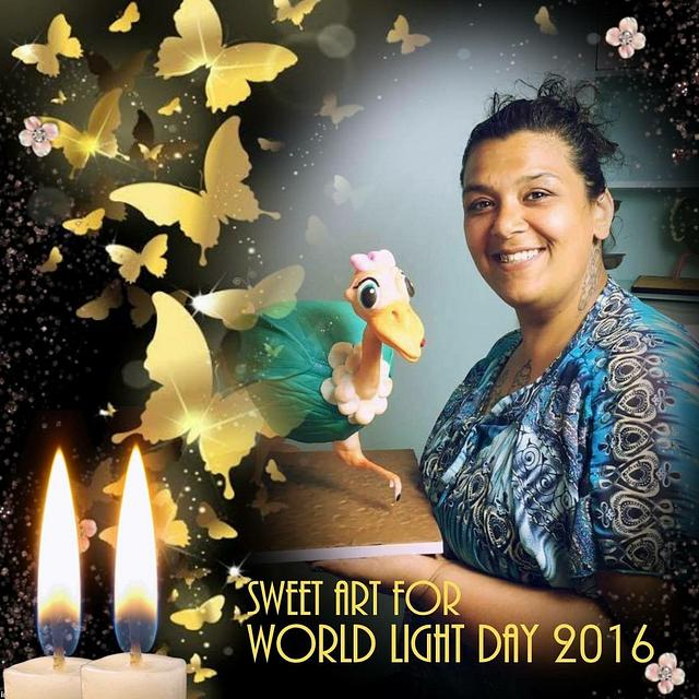 Sweetart world light day 2016