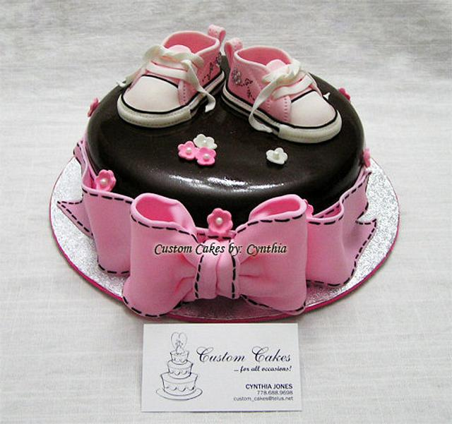 For a baby girl ...