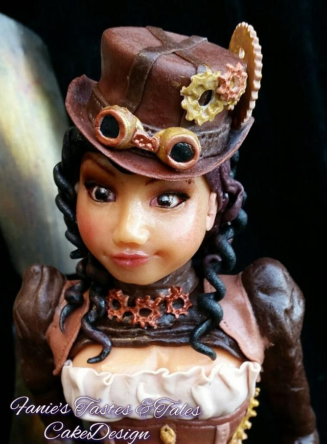 The Steampunk Girl