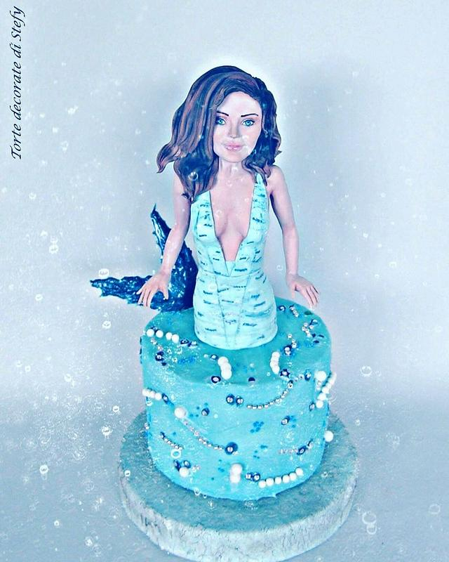 Couture Cakers International -Ocean Drops