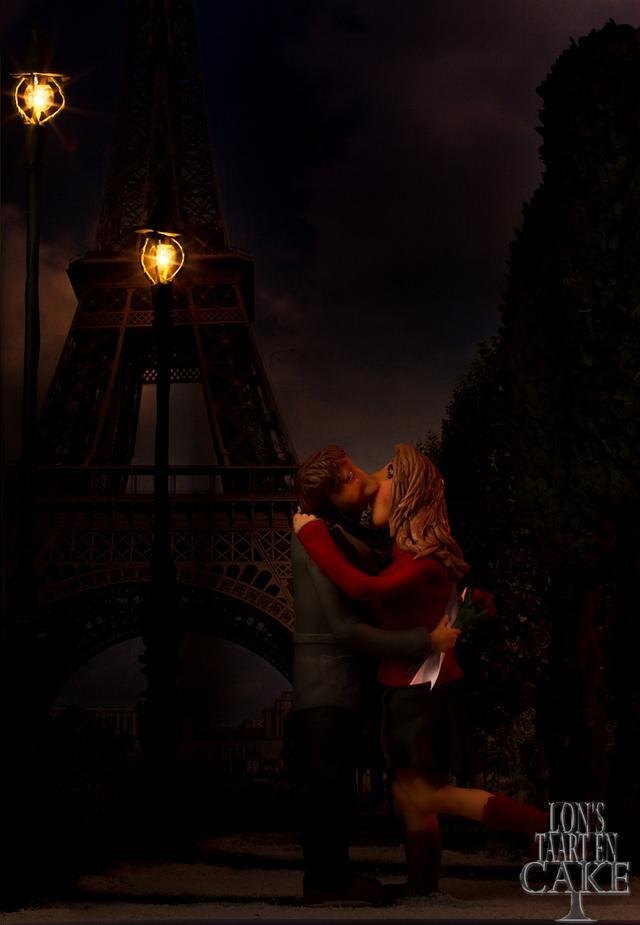 Love in Paris Sweet Valentine Collaboration2017