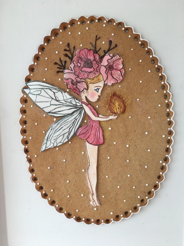 Fairy  giant cookie