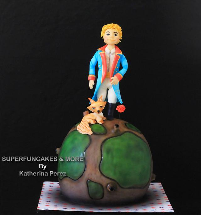 The Little Prince cake