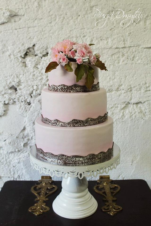 "Wedding cake ""SAKURA"""
