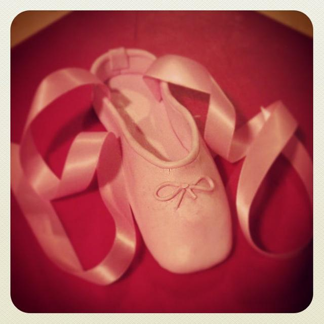 Ballet Slipper Topper