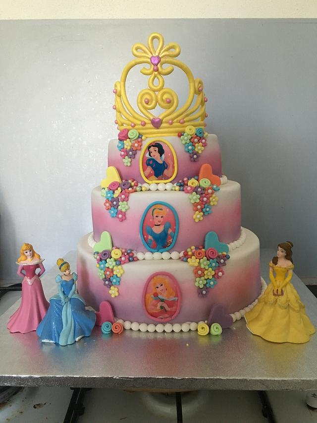 Disney princess for my princess