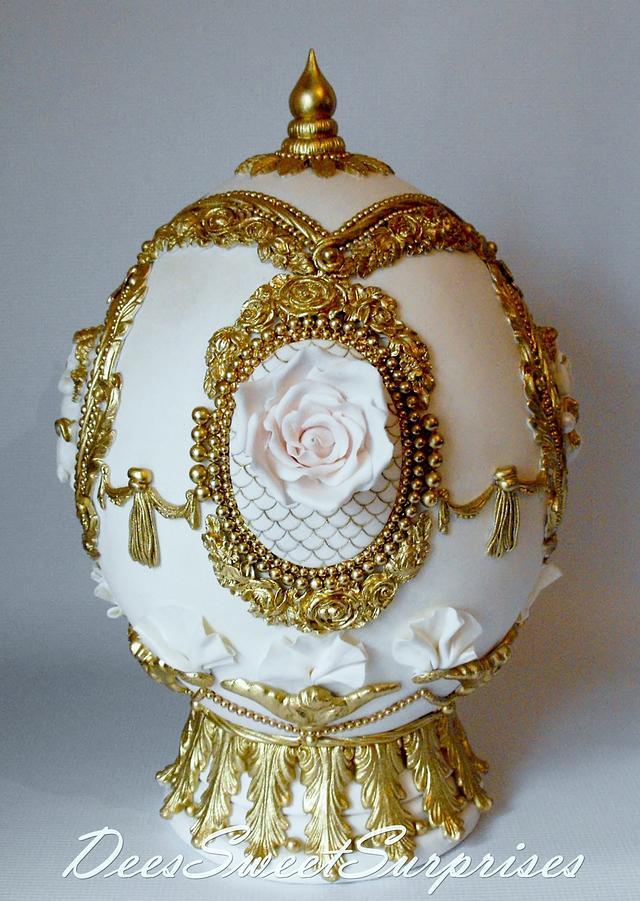 My Fabergé Sugar Egg