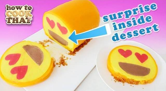 Surprise Inside Emoji