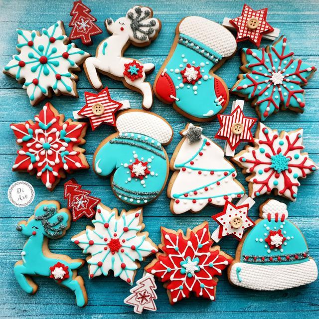 Happy winter Christmas day!❄
