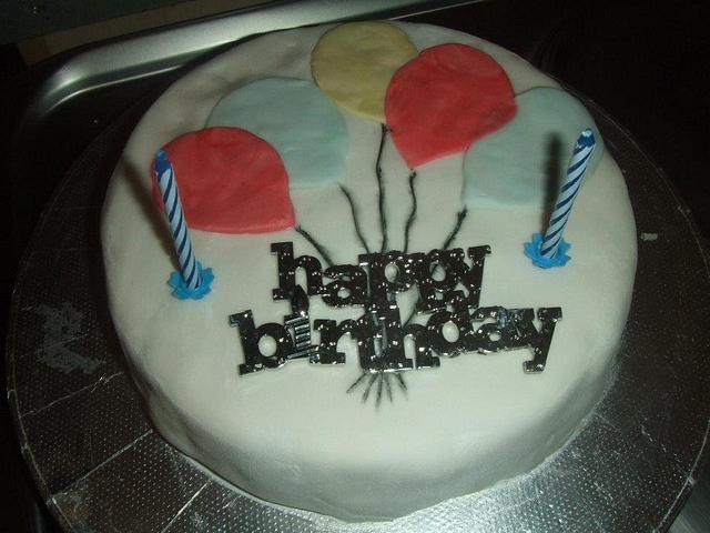 Superb My Husbands Birthday Cake Cake By Sharon Collins Cakesdecor Funny Birthday Cards Online Fluifree Goldxyz