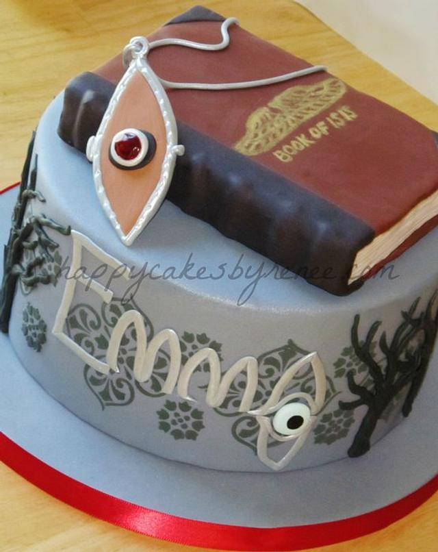 House of Anubis Cake