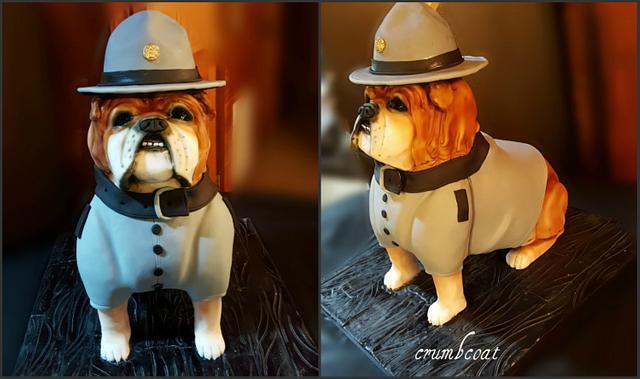 State Trooper Road Dog