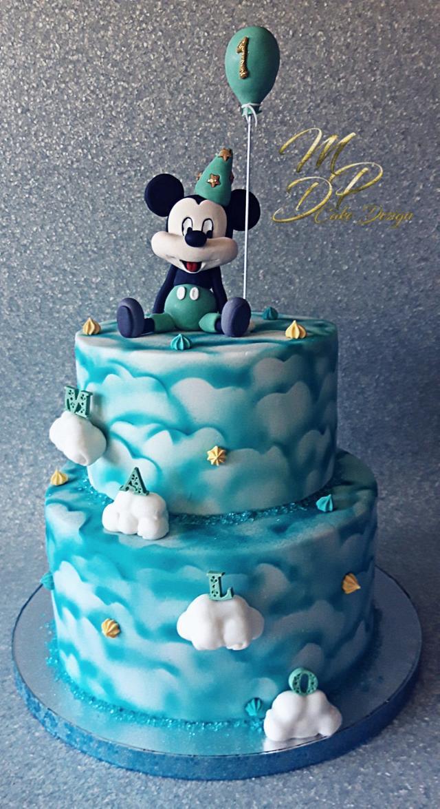 1th birthday cake