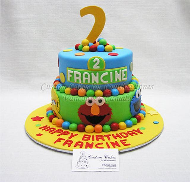 For Francine ...