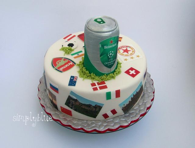 Heineken, football and something else