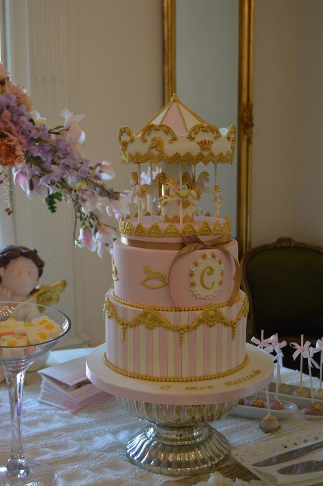 Crousel Cake II