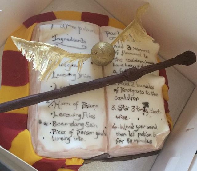 Hermione Granger Spellbook