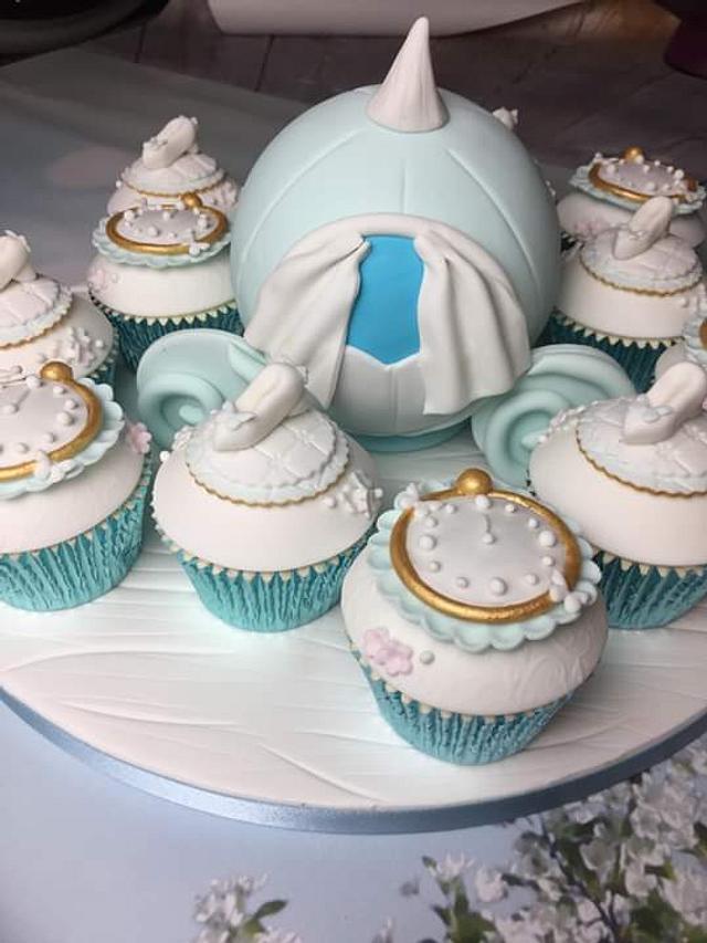 Cinderella Cupcakes - Cake international