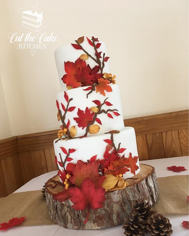 Autumn Leaves Wedding