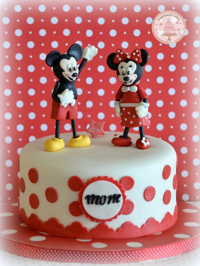 Mickey & Minnie for Mom