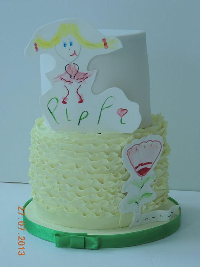 Pippi's cake