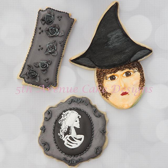 The Ultimate Halloween Cookie Platter
