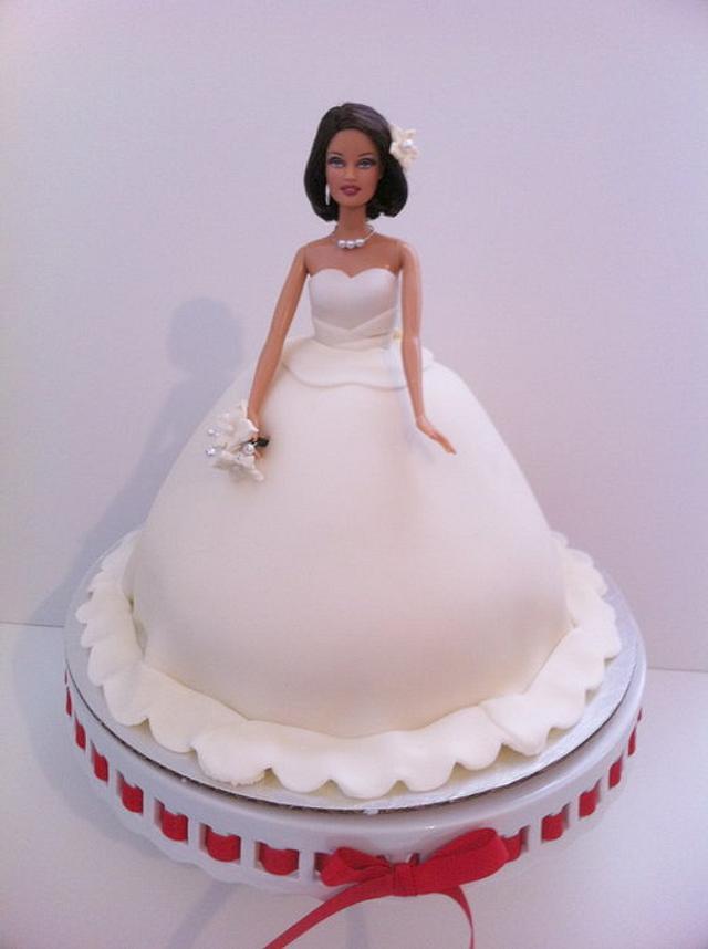 Bridal Party Barbie